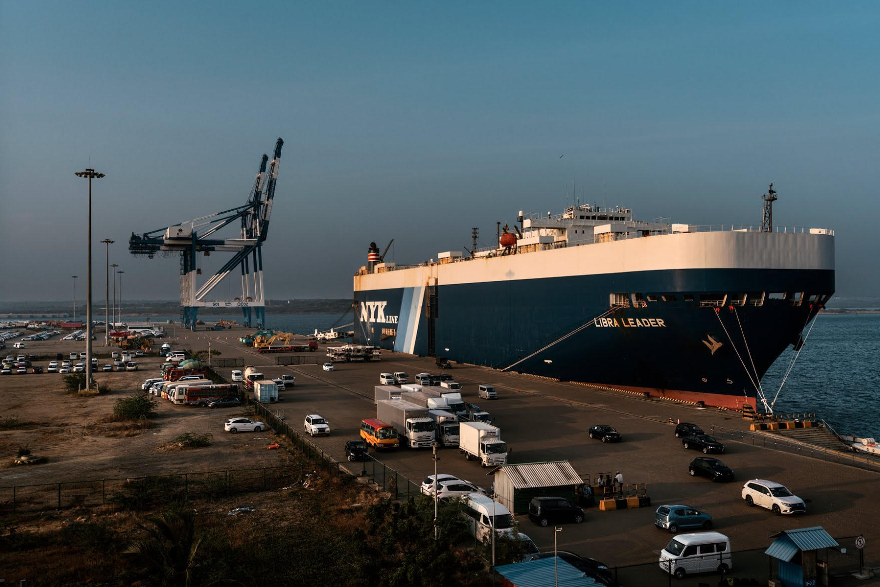 China lent heavily to Sri Lanka, particularly for the construction of the Hambantota Port, and then took possession of the port when the country ran into trouble repaying the loans.