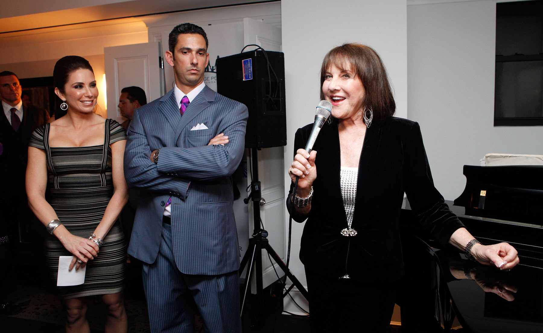 Suzyn Waldman, who has been a fixture with the Yankees since 2005, is a role model for many women in broadcasting. She sees progress but is surprised things haven't changed faster.